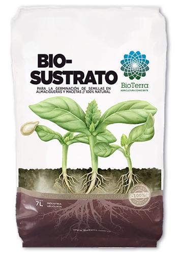 Bio- Sustrato -BioTerra
