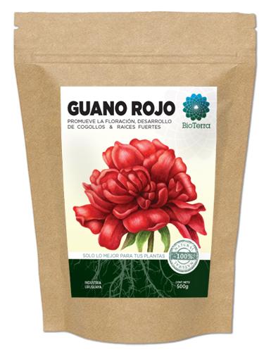 Guano Rojo -BioTerra
