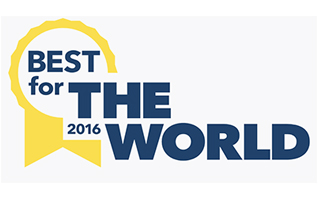 Best for the World 2016 -Sistema B 320x202