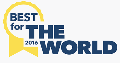 Best for the World 2016 -Sistema B
