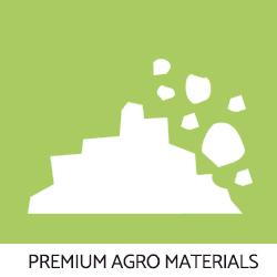 Premium Agro Materials button